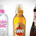 Pop Bottles: água que criança não bebe