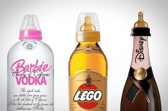 Pop Bottles 1