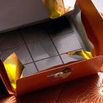 Chocolates criativos