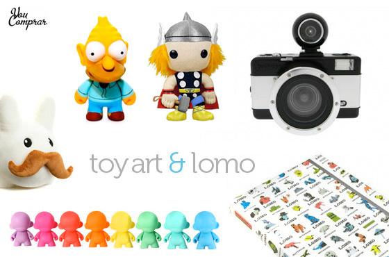 vou comprar toy art