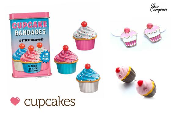 vou comprar _ cupcakes