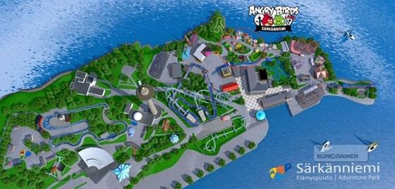 Angry Birds Parque