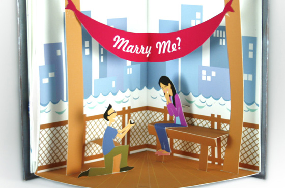 jackie huang marriage proposal
