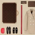 Louis Vuitton ensina a arrumar as malas