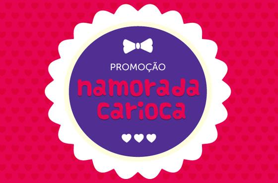 promoção namorada carioca