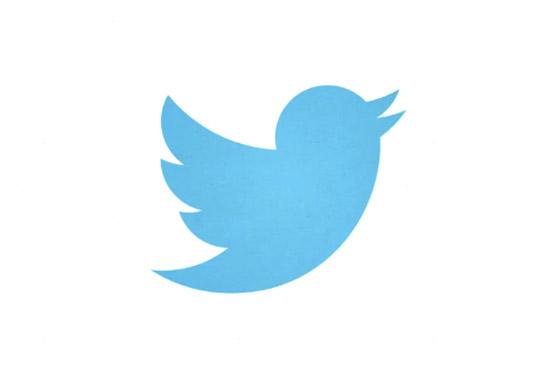 twitter novo logo