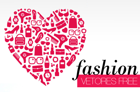 fashion vetores free