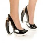 O design animal dos sapatos de Kobi Levi