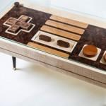 A mesa perfeita para gamers nostálgicos