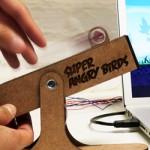 Joystick USB para Angry Birds com Arduino