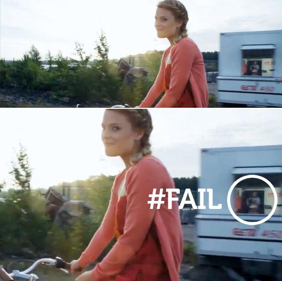 Nokia Lumia - fail video