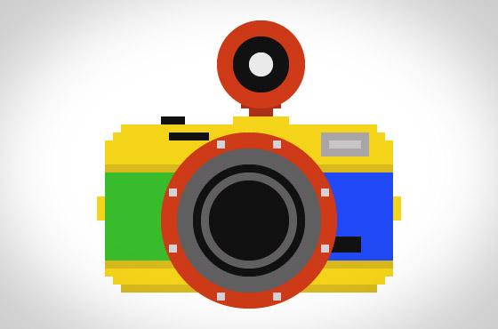 pixelated cameras