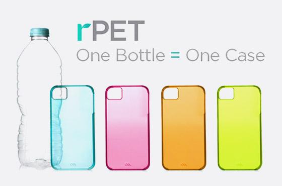 rPet - Case de garrafa PET