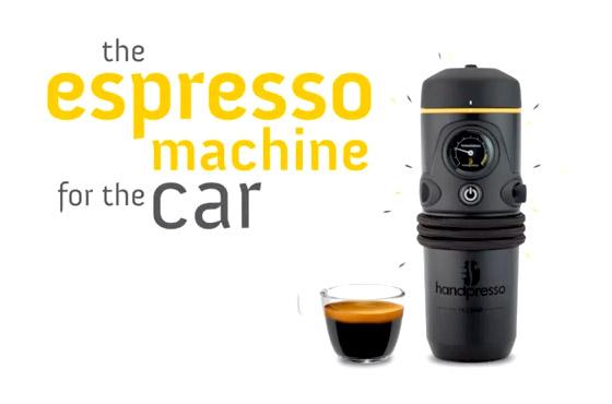 handspresso machine