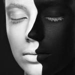 Os vários tons do preto e branco