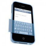 Case de iPhone para quem tem saudades das teclas