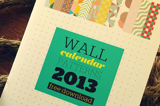 Calendário 2013 free pdf