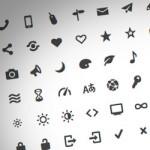 Entypo: mais de 250 ícones grátis. Vetor, fonte e CSS.