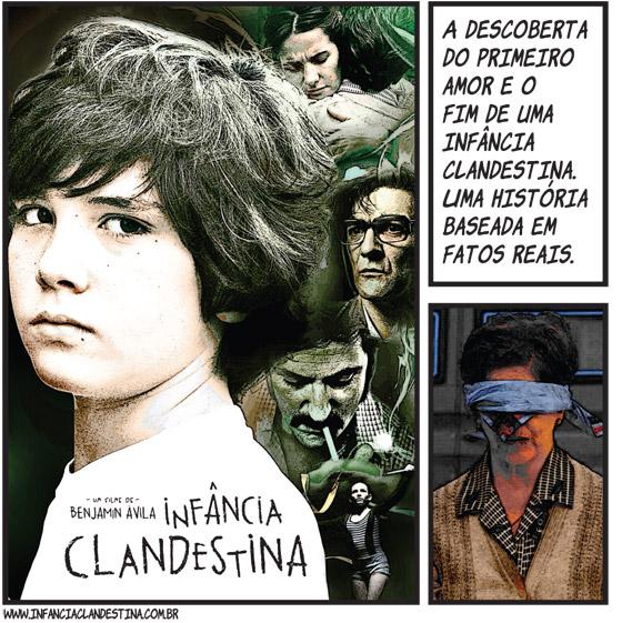 Infância Clandestina, de Benjamin Avila