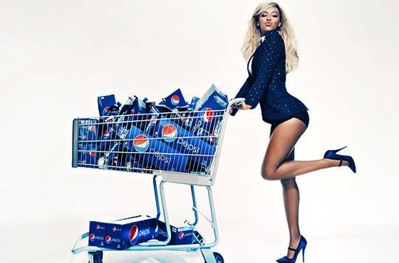 Pepsi and Beyoncé 2013