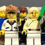 A resistência LEGO vai salvar o mundo em 3D