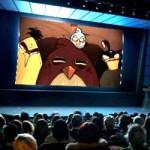 Angry Birds invadem o cinema