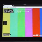 Tradução em tempo real dos programas de TV para qualquer idioma
