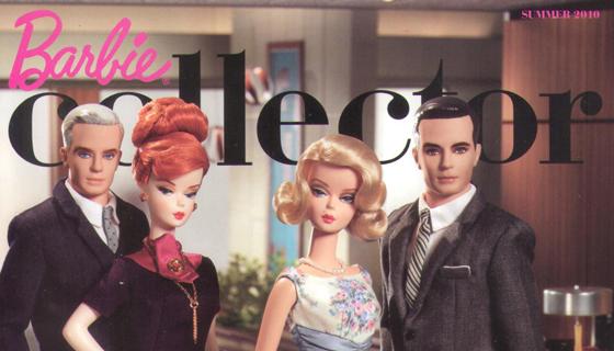 Barbie Mad Men