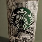 Diversas facetas da Sereia Starbucks