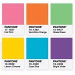 A história das cores contada pela Pantone