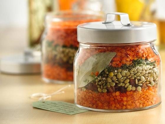 recipe in a jar soup