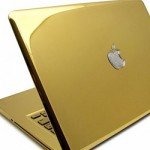 Ter um Mac é hipster? Um de ouro é muito mais.