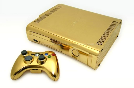 24K Xbox - Computer Choppers