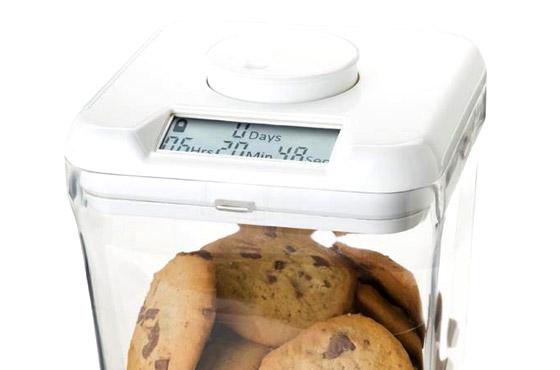 Kitchen Safe: time locker