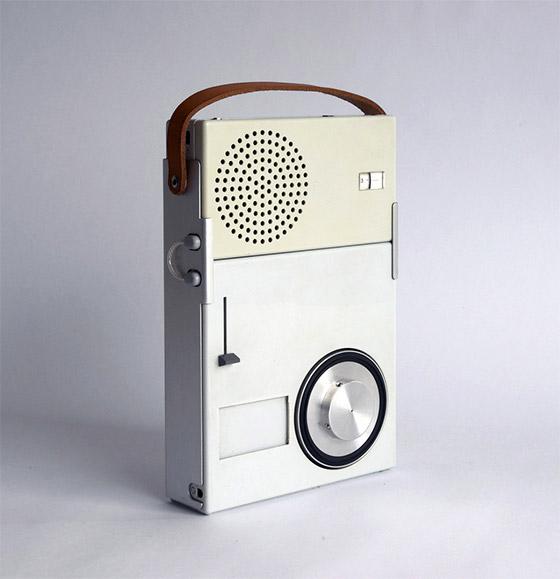 TP1 (Radio) Braun por Dieter Rams