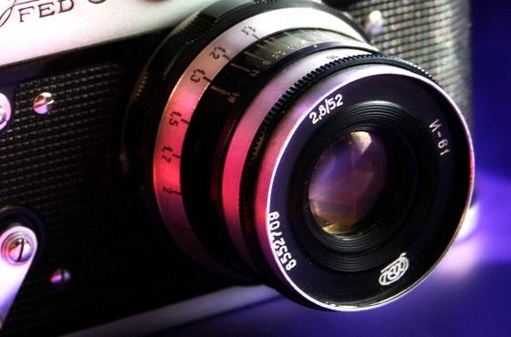camera direitos de imagem