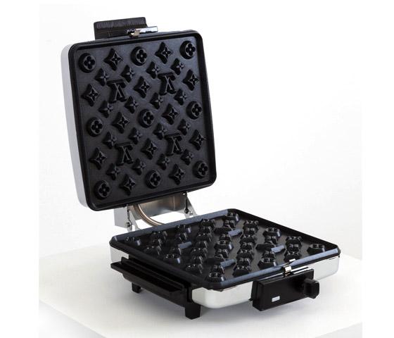 Waffle Louis Vuitton