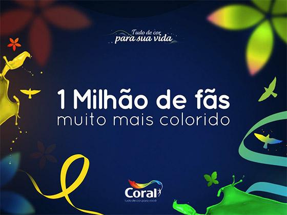 Coral - 1 milhão de cores app