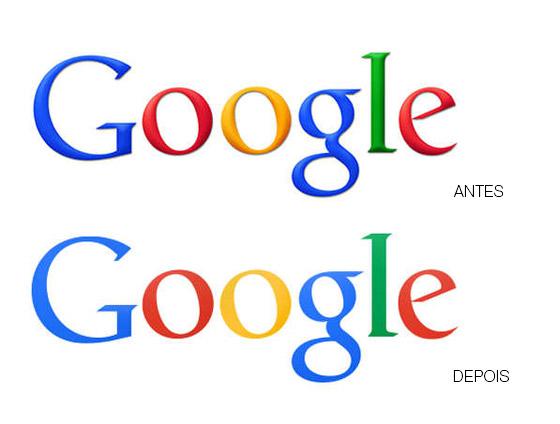 google redesign logo