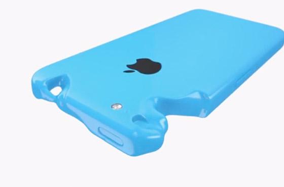 iphone 5c plastic perfect