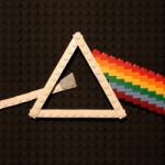 Capas de discos famosas recriadas com LEGO