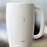 Smart mug: a caneca que informa a temperatura ideal