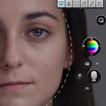 Clipe mostra manipulação de imagem em tempo real e em vídeo