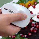 Este gadget informa tudo sobre o que você vai comer