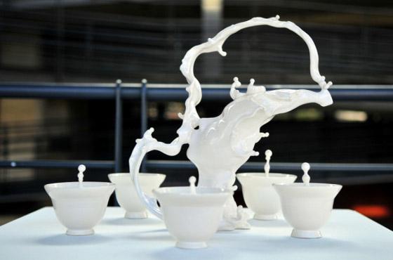 Cerâmicas de Johnson Tsang