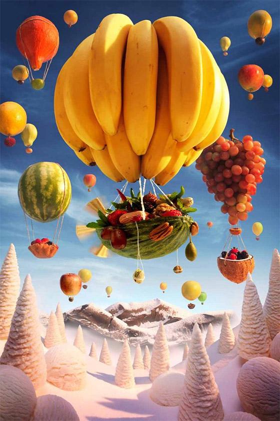 """""""Banana Balloon"""""""