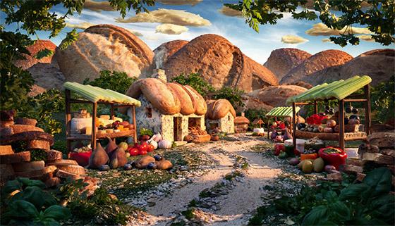 """""""Bread Village"""""""