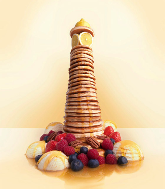 ''Pancake Lighthouse''