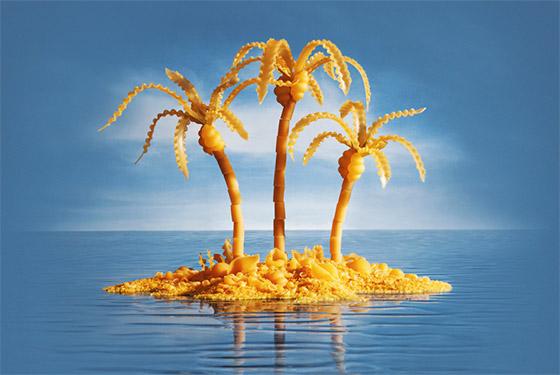 ''Pasta Island''