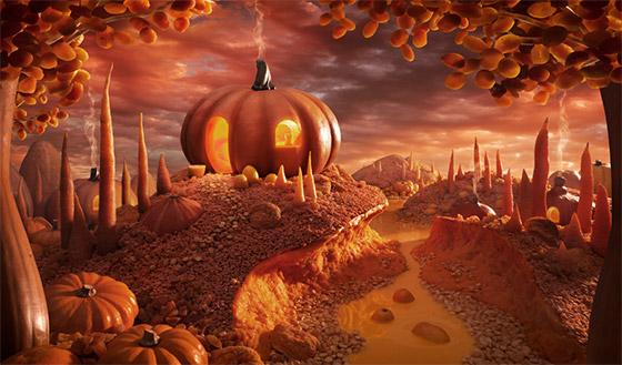 ''Pumpkin Paradise''
